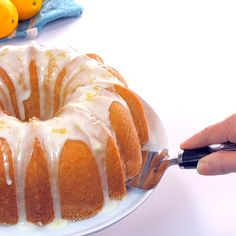 BEST SPRING CAKE Lemon Pound Cake is soft and moist with a golden exterior and a tangy lemon glaze an easy from-scratch scrumptious dessert recipe for Easter spring or summer lemonpoundcake Pound Cake Recipes, Easy Cake Recipes, Dessert Recipes, Recipe For Pound Cake, Lemon Cake Recipes, Moist Lemon Pound Cake, Best Lemon Cake Recipe, Italian Lemon Pound Cake, Lemon Desserts