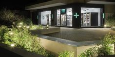 Cure and Care / Pharmacy Shop / Athens / Pharmacy Design / Retail Design / Store Design / Pharmacy Shelving / Pharmacy Furniture / Gallery of Pharmacy / Superdrug Store / Pharmacy Exterior Design