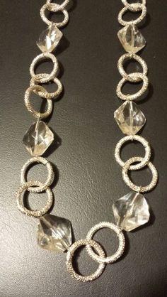 Collana -necklace DIY