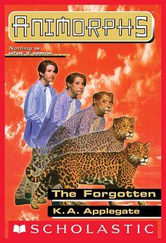 """The Forgotten"" (Animorphs #11) by K.A. Applegate"