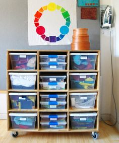 "lillyella: Yes You CAN: Ultimate Storage Cart Tutorial  a ""Willard"" project...add 2-3 book shelves above unless I decide to use the top as an ironing surface"