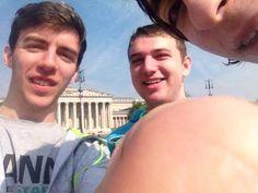 #selfie in Budapest