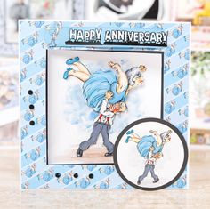 Happy Anniversary card from the Wrinklies at the Movies CD ROM! Shop now at C&C: http://www.createandcraft.tv/pp/wrinklies-at-movies-cd-rom-352969?utm_medium=social&utm_source=pinterest&utm_campaign=product&utm_content=onedaywonder&mobilebypass=1 #cardmaking #papercraft