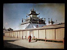 Albert Kahn Mongólia fotos
