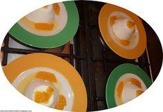 bijna net zo lekker als thuis: Yoghurtkardemompudding met sinaasappel
