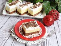 Fincsi receptek: Krémes sütik Tiramisu, Cheesecake, Ethnic Recipes, Food, Cukor, Quesadillas, Facebook, France, Romanian Recipes