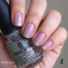 31 Looks: Pretty Pink Nail Inspiration > CherryCherryBeauty.com - nailistayco / Instagram