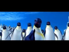 """You don't have to be beautiful"" - Happy Feet - YouTube"