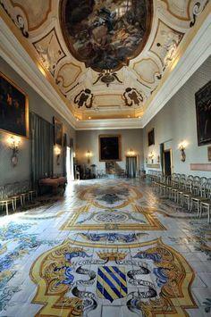 Palazzo Conte Federico - Torre Federico - B&B - Bed & breakfast - Casa Vacanze - Eventi - Torre di Scrigno - Palermo - Centro Storico