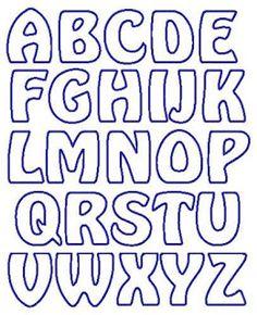 Alphabet applique templates beautiful fl garden alphabet letter graphics hover to zoom Free Printable Alphabet Templates, Alphabet Letter Templates, Alphabet Stencils, Stencil Templates, Letter Patterns, Free Letter Stencils, Applique Templates Free, Alfabet Letters, Printable Stencils