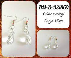 Pendientes-de-mujer-cristal-lagrima-teardrop-Crystal-teardrop-earrings