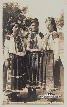 Folk Costume, Costumes, Bulgarian, Traditional Dresses, History, Classic, Poster, Photography, Clothes