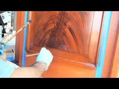 Faux Crotch Mahogany FFWD - From the Studio of Pierre Finkelstein