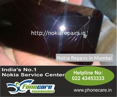 Do you wish to service your personal  Nokia Cell  in Goregaon as well as all accross Mumbai. You've reached proper location Contact on 022 43453333