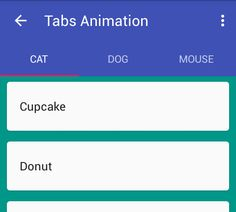 Here's on how to add a  Material Design Tab strip for our apps with on scroll animations, using the new Android Design Support Library.
