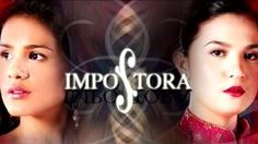 Impostora ( lit. Impostor) is a 2017 Philippine television drama series broadcast by GMA Network. It premiered on July 3, 2017, starring Kris Bernal. The series is loosely based on the 1993 film, Sa Isang Sulok ng mga Pangarap (lit. A Corner of Dreams) with the same title of 2007's Impostora. The series replaced Legally