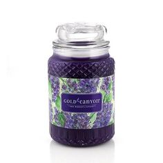 "Gold Canyon Candles ""Lilac"""