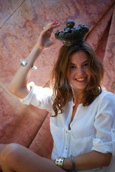 Giulia Pilato for Gioco di Donne