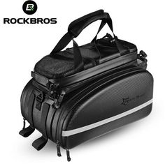 Doble pack bolsa Basil miles Double Bag-negro//gris