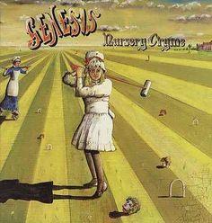 Genesis - Nursery Cryme Lp Vinil 180g - Peter Pink Floyd - R$ 139,00