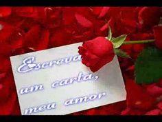Escreva uma carta meu amor - Roberto Carlos.wmv - YouTube