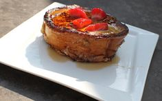 What's Cookin' Italian Style Cuisine: Nutella Filled French Toast