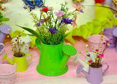 regadores de flores