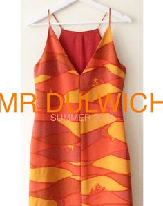 Mr Dulwich - see his latest designs at #Bstore16