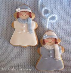 The English Company: Fechas de nuestros cursos de galletas de otoño