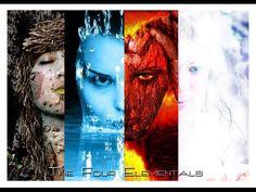 Elements:  The Four Elementals.