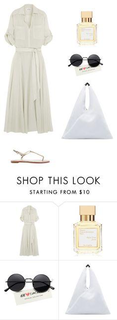 """Untitled #68"" by wooniverse on Polyvore featuring Maison Margiela, Maison Francis Kurkdjian and MM6 Maison Margiela"