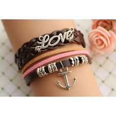 Love braclets - Polyvore