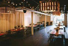 Moniker Warehouse in San Diego, CA. #industrial #design #wedding