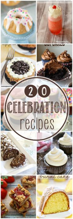 Hosting for a special occasion? We've collected 20 party food recipes that are perfect for any celebration!