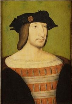 Anonymous, according to Jean Clouet, between 1515 and 1520, Francois I (1494-1547), France.