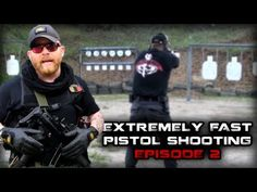 Extremely Fast Pistol Shooting | Episode 2 FunkerTactical·