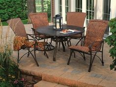 Homecrest Legendary Dining Sling Steel Set by Homecrest. $3309.98. Shop for steel dining sets at PatioFurnitureBuy.com today and save! When looking for top quality made in USA Homecrest furniture products for your outdoor furniture needs, this Homecrest legendary dining sling steel set (LEGDS) will provide years of enjoyment for your furniture decor.