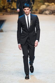 Dolce & Gabbana 2016 Fall/Winter Men's Collection