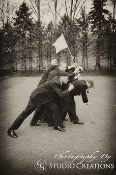 Groomsman Golf