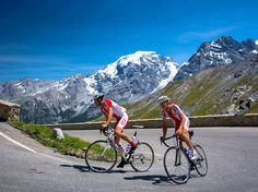 PASSO DELLO STELVIO Italy   This is Europe's second-highest mountain pass—a classic (often snowy) waypoint each May along the Giro d'Italia, and the last stop before crossing the border and into the heart of the Swiss Alps.