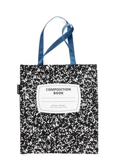 Carry Your Composition Tote By Out of Print $19.99