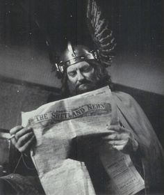 Viking Festival at the Shetland Islands, 1954 Up Helly Aa Old Photos, Vintage Photos, Journal Photo, Up Helly Aa, People Reading, Lightning Strikes, Popular Music, National Geographic, The Past