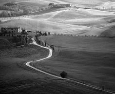 Toscana Bianconero