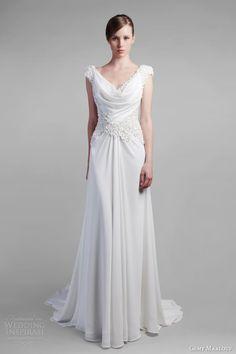 Gemy Maalouf Spring 2014 Collection | Wedding Inspirasi
