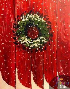 Paint Nite Stlouis | Great Grizzly Bear (Soulard - St. Louis) 12/22/2014