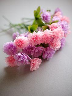 diy fleurs en papier facile fleur en papier facile fleurs en papier et fleur papier. Black Bedroom Furniture Sets. Home Design Ideas