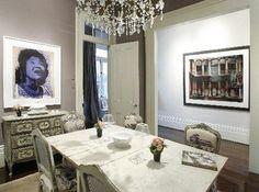 French Quarter dining room - Debra Shriver