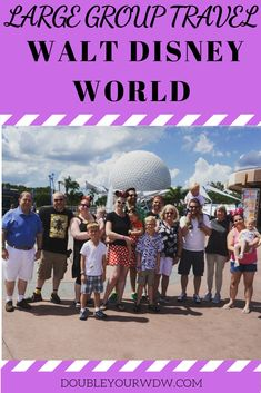 Find out how to plan the best Walt Disney World vacation when you are traveling with a large group or large or extended family. These tips for planning with a big group will save you money and stress on your Disney World budget vacation Disney World Parks, Disney World Planning, Walt Disney World Vacations, Disney Trips, Survival Gear List, Survival Bow, Survival Weapons, Survival Tools, Survival Knife