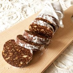 Σαλάμι σοκολάτας,