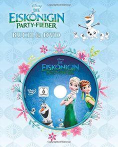 Disney - Die Eiskönigin - Party-Fieber - Buch mit DVD von Walt Disney http://www.amazon.de/dp/1474835325/ref=cm_sw_r_pi_dp_tp1mwb1W87WJZ